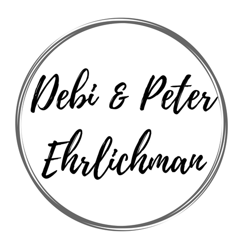 Debi and Peter Ehrlichman blackandwite